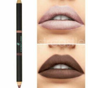 Vincent Longo Duo Lip Pencil 💋 Coco/Lavenderlite